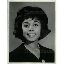 1964 Press Photo Diahann Carroll Actress/Singer - RRW19965
