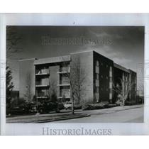 1977 Press Photo Wilmette Ridge Ridge Road Dunbar BLDG - RRX07515