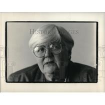 1988 Press Photo Mary Maples Dunn Smith College Dean - RRW83707