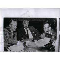 1964 Press Photo Dr. Manfred Guttmacher, Baltimore - RRY62461