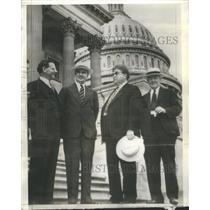 1930 Press Photo John Llewellyn Lewis- RSA68085