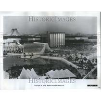 1976 Press Photo Logan's Run City MGM - RRU64407