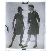 1969 Press Photo Girl Scout Adult Uniforms For Leaders - RRU75541