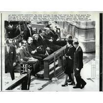 1971 Press Photo Sunreme Court Justice Huge Black Nicon - RRY52435