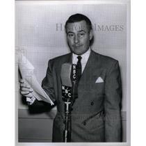 Tom Conway, British Film and Radio Actor. - RRX28609
