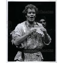 1984 Press Photo David Parsons Papageno Magic Flute - RRX36943