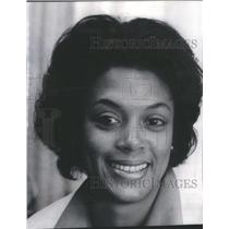 1974 Press Photo Juliann Bluitt, Associate Dean, Northwestern University