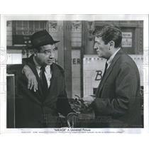 1965 Press Photo Walter Matthau Actor Gregory Peck - RRU64751