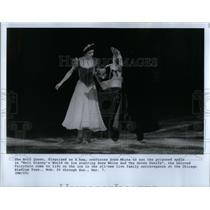 1986 Press Photo Walt Disney's World on Ice Snow White - RRX14157