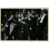 "1981 Press Photo Light Opera ""Merry Widow"" - RRW56361"