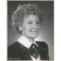 1950 Press Photo Betty Linley actress- RSA72631