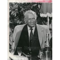 1981 Press Photo Douglas Fairbanks Jr. American Actor. - RRV13471