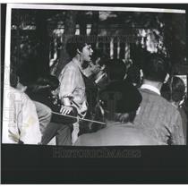 1969 Press Photo Marilyn Katz Secretary Student Democratic Society Lake View