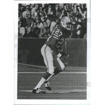 1974 Press Photo Ron Bolton Boston Patriots Football Player - RSC25825