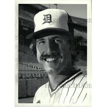 1979 Press Photo Steve Ratzer America Baseball Player - RRW80345
