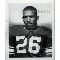 1959 Press Photo Herbert Allen Adderley Dallas Cowboys - RRW74879