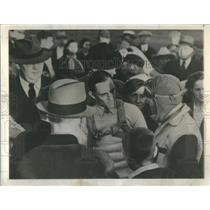 1939 Press Photo Ted Bellak American Aviator & Pilot - RSC34777