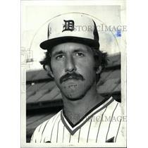 1978 Press Photo Steven Wayne Ratzer Montreal Expos - RRW80351