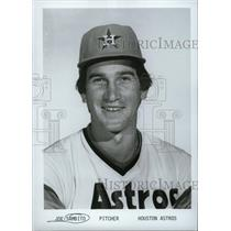 1979 Press Photo Joe Sambito, Pitcher, Houston Astros - RRW74109