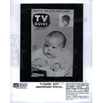 1993 Press Photo TV Guide: 40th Anniversary Special - RRX58617