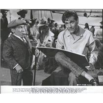 1965 Press Photo Film Ship Of Fools Actor George Segal - RRY21635