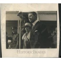 1926 Press Photo Crown prince princess Sweden- RSA78757