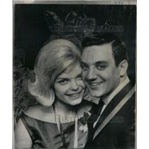 1966 Press PhotoMrs.Hubert Humphrey,Miss Donna Erickson - RRX46989