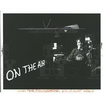 1981 Press Photo Kurt Kelly Disc Jockey - RRY03275