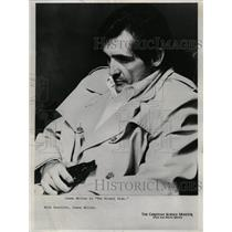 1975 Press Photo JASON MILLER AMERICAN ACTOR - RRW15431