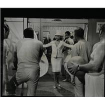 """1965 Press Photo Virna Lisi """"How To Murder Your Wife"""" - RRW07795"""