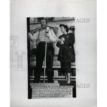 1950 Press Photo Broderick Crawford (Actor) - RRW21907