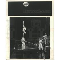 Press photo Moscow circus - RRW46977
