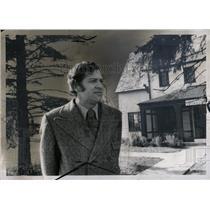 1973 Press Photo John M Amberger Supt Williams Division - RRW00683