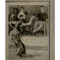 1970 Press Photo Vice Pre Agnew Adam Malik Barong dance - RRX72971