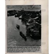 1966 Press Photo Saigon South Vietnam - RRX70869