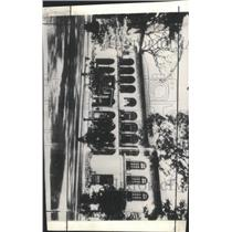 1945 Press Photo Malacanan Palace Philippines In Manila - RRX92887