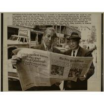 1971 Press Photo United Nation Nationalist China Vote - RRW91671
