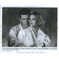 1996 Press Photo James Woods Melanie Griffith Hills Like White Elephant Trilogy