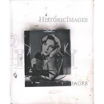 1950 Press Photo Bessie Lore - RRW33575