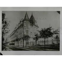 1915 Press Photo The American Hospital in Paris. - RRY60827