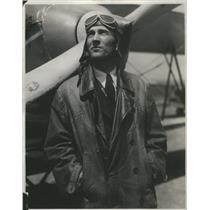 1930 Press photoLt Alexander Wilczek Maygar - RSC91917