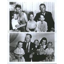 1978 Press Photo Family Crooner Bing Crosby - RRV79429