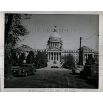 1945 Press Photo Jackson Mississippi State Capital Bldg - RRX78173
