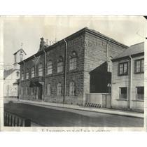 1930 Press Photo Iceland Parliament, World's oldest one - RRX81491