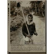 1969 Press Photo South Vietnam People - RRX65109