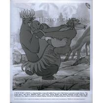 1997 Press Photo Walt Disney's The Jungle Book Harris - RRX29411