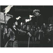 1964 Press Photo Burt Lancaster The Hallelujah Trail - RRV52381