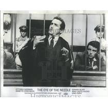 1965 Press Photo Vittorio Gassman Film Actor- RSA43615