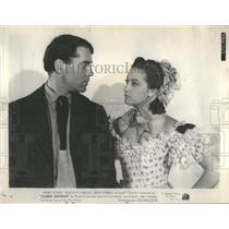 1941 Press Photo Dorothy Lamour (Actress) - RSC09065