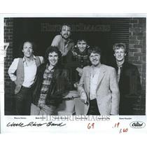 1981 Press Photo Little River Band Rock Australian - RRV50923